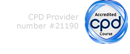 CPD Provider number #21190
